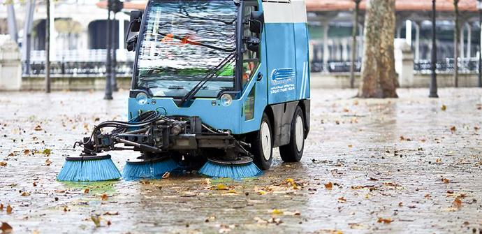 Sweep It Industrial Sweeping Sydney Street Sweeping